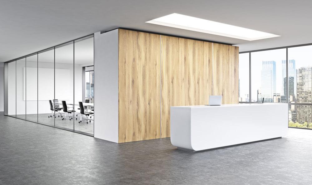 3D-Animation Eingangsbereich
